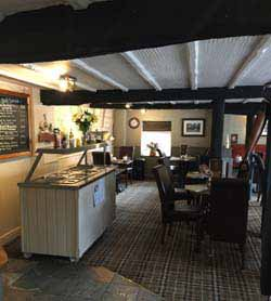 The Shambles in Lutterworth Award winning food and with accommodation. Marstons