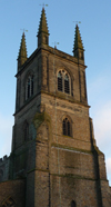 St Marys Church Lutterworth